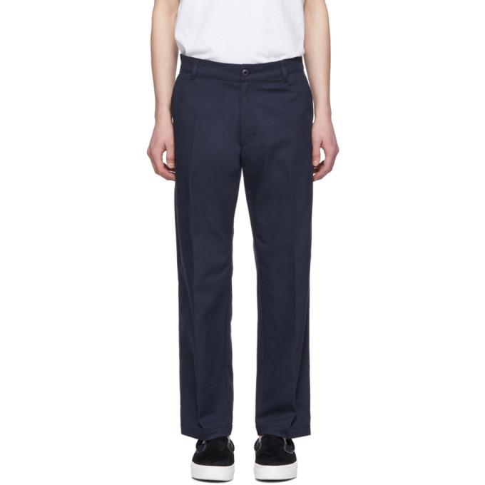Noon Goons Pantalon bleu marine Club