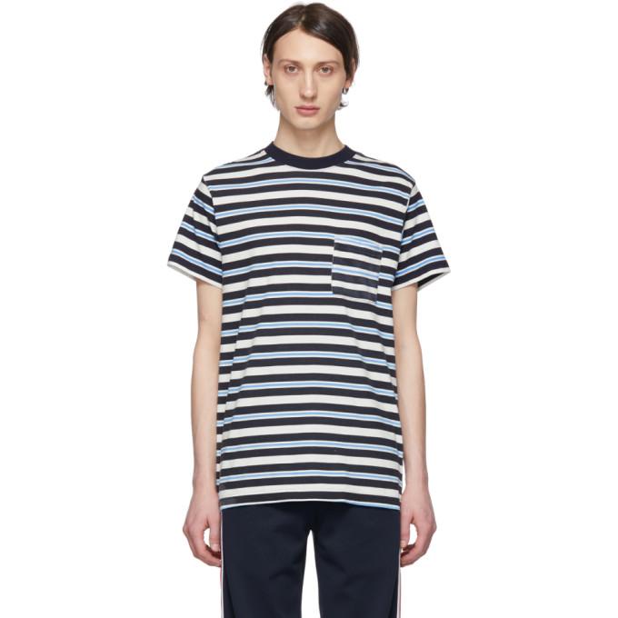 Noon Goons T-shirt noir et bleu Cruiser