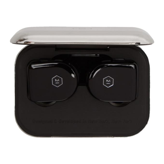 Master and Dynamic Black MW07 True Wireless Earphones
