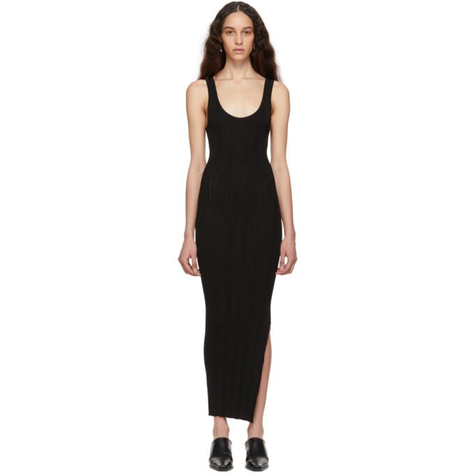 Totême Dresses TOTEME BLACK TRIVENTO DRESS