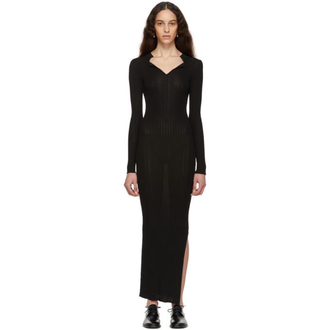 Totême Dresses TOTEME BLACK AREZZO DRESS