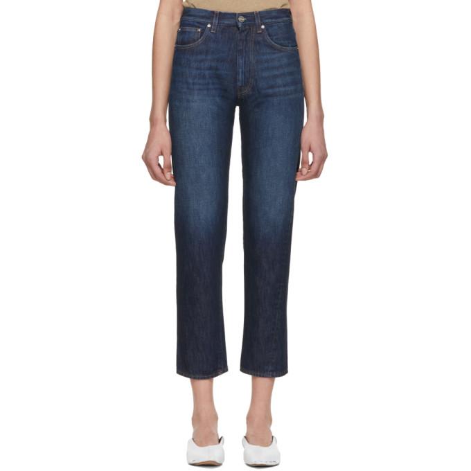 Totême Jeans TOTEME BLUE ORIGINAL JEANS