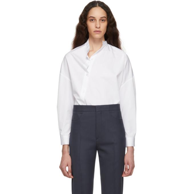 Totême T-shirts TOTEME WHITE NOMA SHIRT