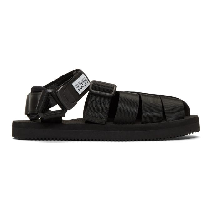 6ad10024c95a Suicoke Black SHACO Sandals