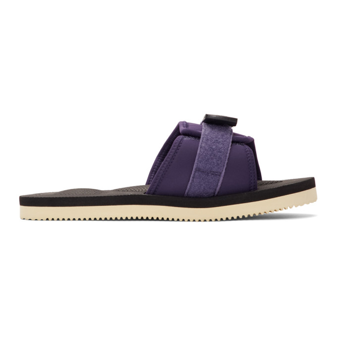 1fd6c9318a44 Suicoke Purple PADRI Sandals