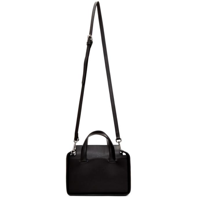 1017 ALYX 9SM Black Brie Bag 191776F04800301
