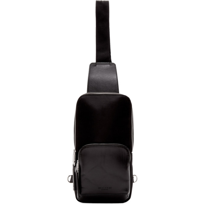 1017 ALYX 9SM Black Crossbody Bag 191776F04800401