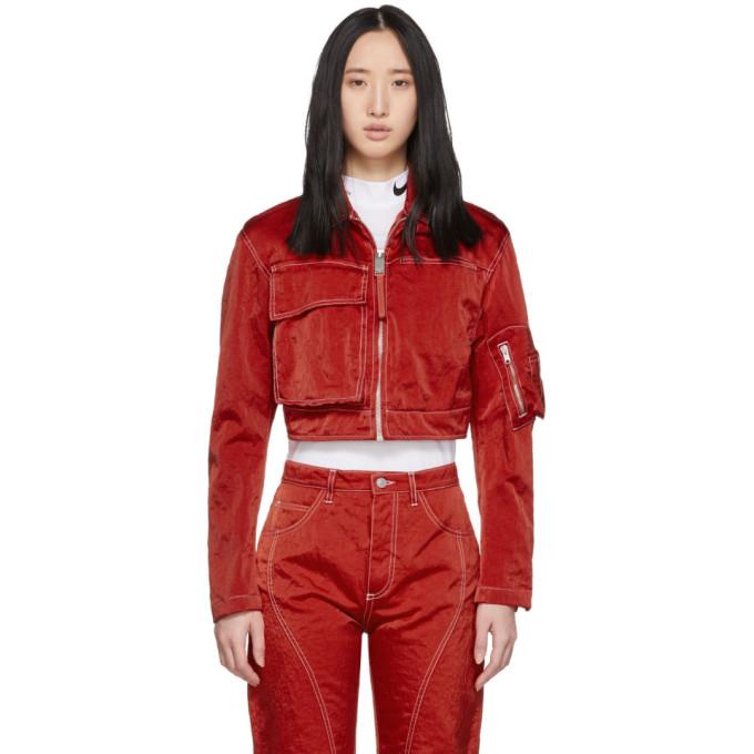 1017 ALYX 9SM Red Speedy Jacket 191776F06300102