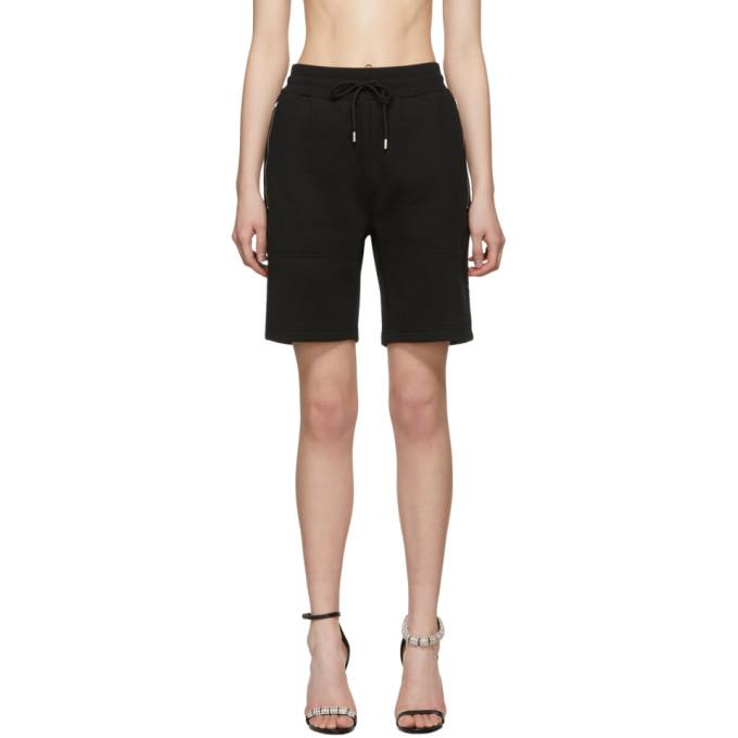 1017 ALYX 9SM Black Axel Sweat Shorts 191776F08800104