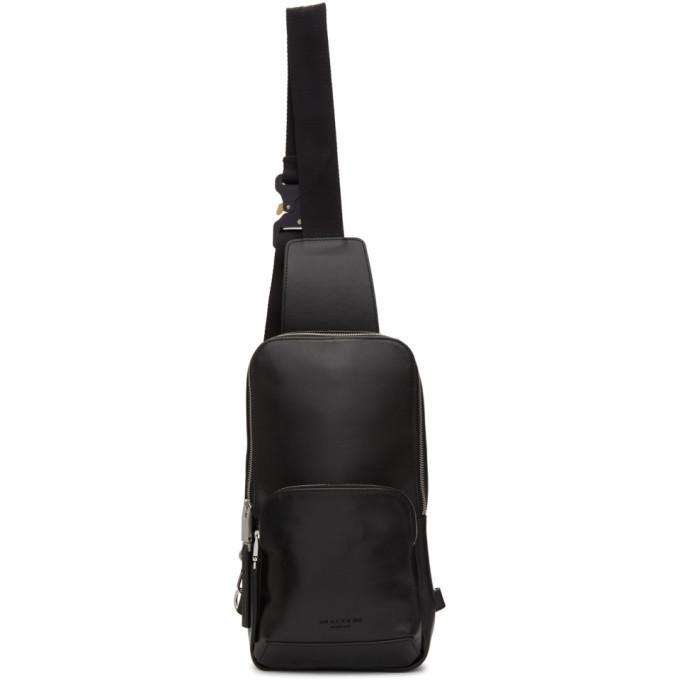 1017 ALYX 9SM Black Crossbody Bag 191776M17000101