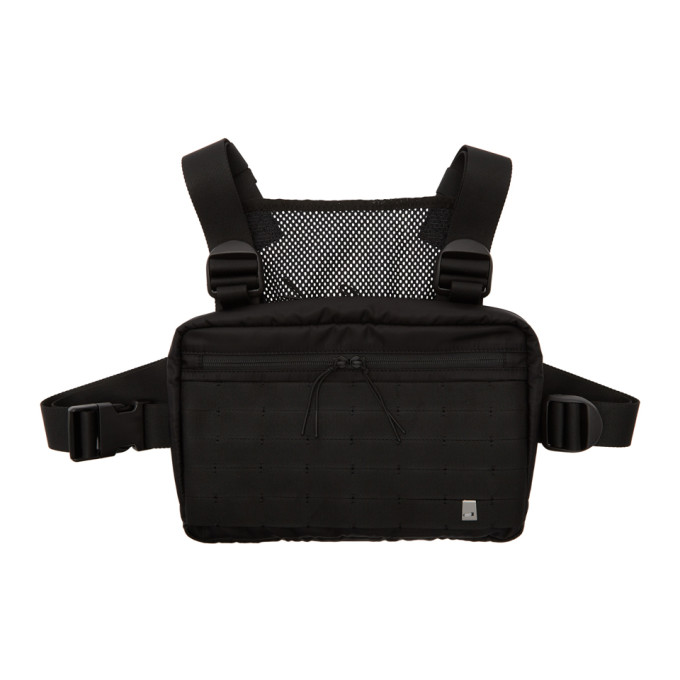 1017 ALYX 9SM Black Classic Chest Rig Pouch