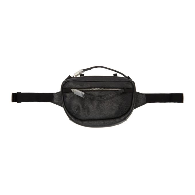 1017 ALYX 9SM Black Small Waist Pouch 191776M17100501
