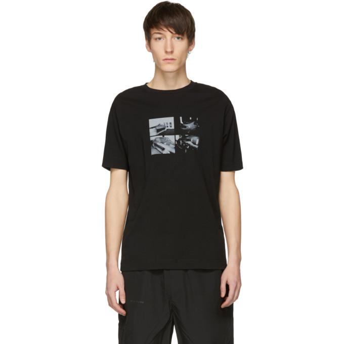 1017 ALYX 9SM Black Collision T Shirt 191776M21300902