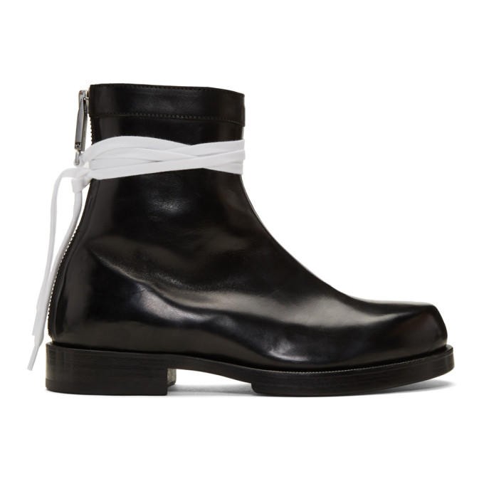 1017 ALYX 9SM Black New Chelsea Boots 191776M22300106