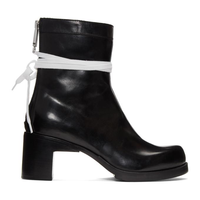 1017 ALYX 9SM Black Bowie Boots 191776M22800101