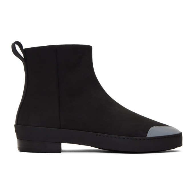 Fear of God Black Sante Fe Chelsea Boots