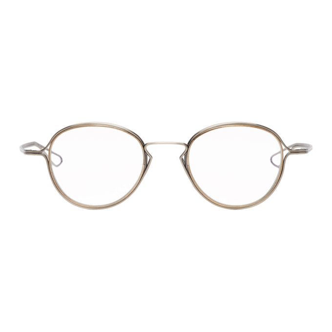 Dita Silver Haliod Glasses