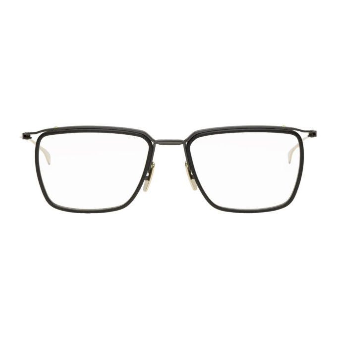 Dita Black & Gold Schema-One Glasses