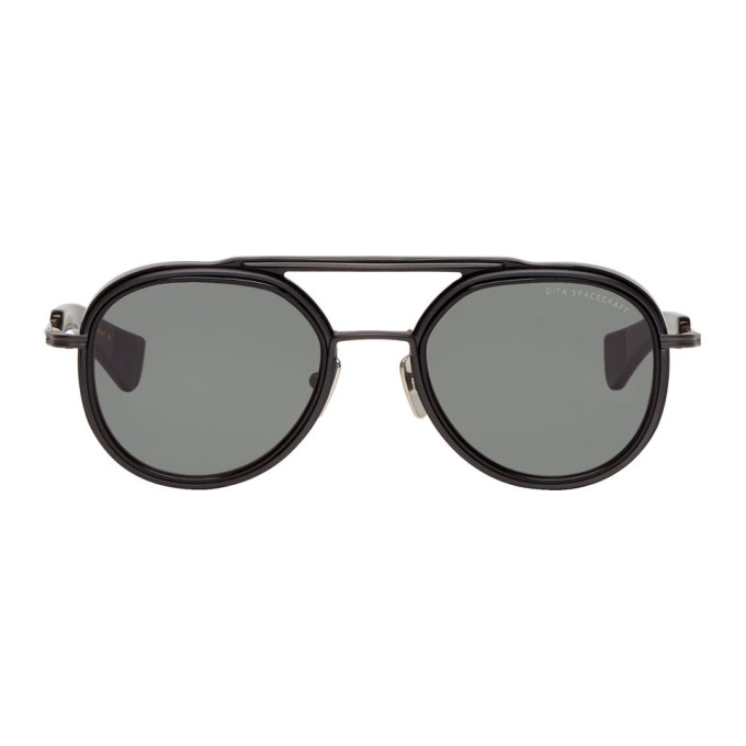 Dita Black Spacecraft Sunglasses