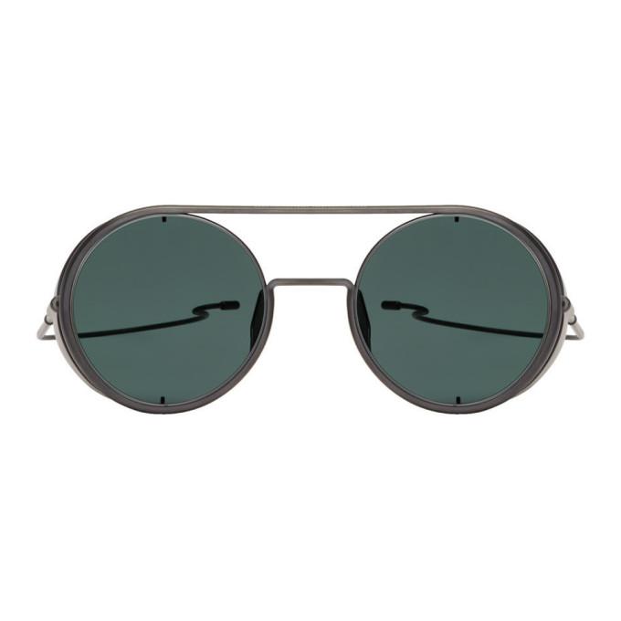 Dita Gunmetal Boris Bidjan Saberi Edition Sunglasses