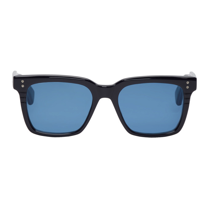 DITA Dita Navy And Blue Sequoia Sunglasses in Navy/Bluefl