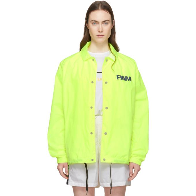 PERKS AND MINI | Perks and Mini Yellow Alien Morphosis Jacket | Goxip