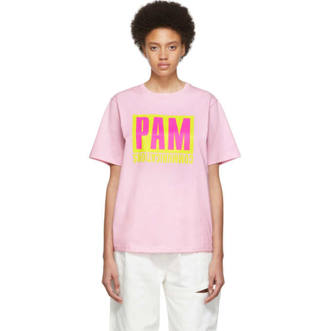PERKS AND MINI   Perks And Mini Pink Get Out Of The Box T-Shirt   Goxip