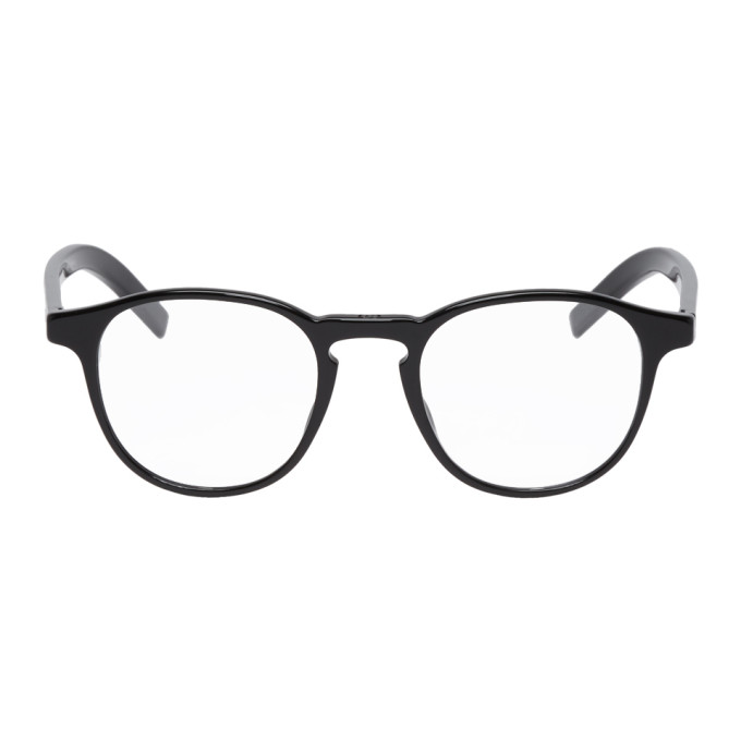 DIOR | Dior Black BlackTie250 Glasses | Goxip