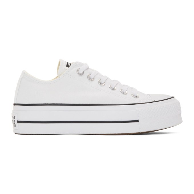 705c80e2819b5d Converse Women S Chuck Taylor All Star Lift Low Casual Shoes