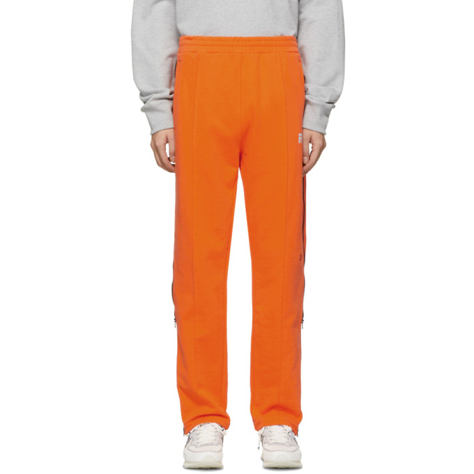 Image of Converse Orange Vince Staples Edition Track Pants