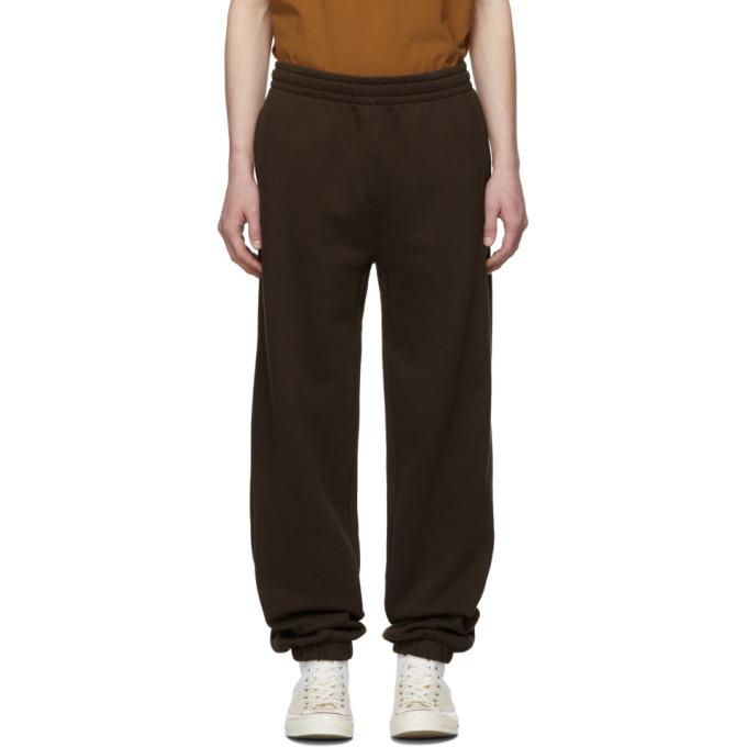 Image of Converse Brown A$AP Nast Edition Cotton Lounge Pants