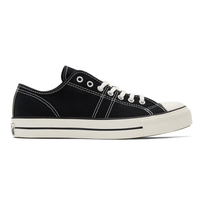 Image of Converse Black Lucky Star Low Sneakers