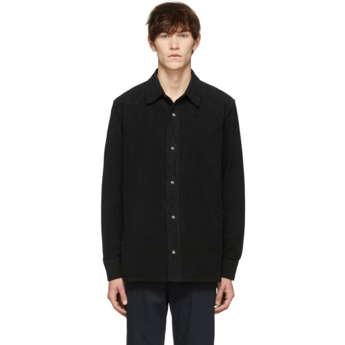 Image of Our Legacy Black Fine Frontier Jacket