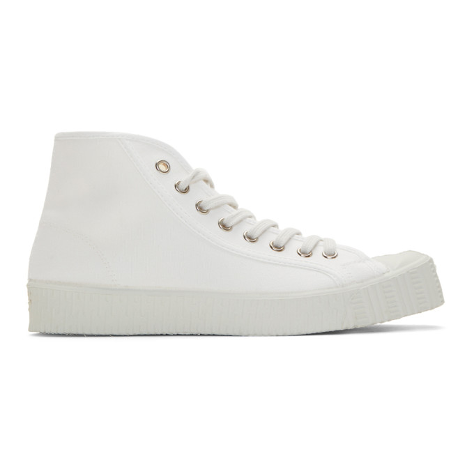 Spalwart Baskets blanches Special Mid WS