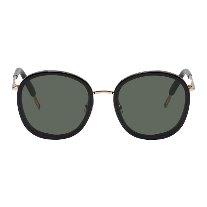 Gentle Monster GENTLE MONSTER BLACK OLLIE SUNGLASSES
