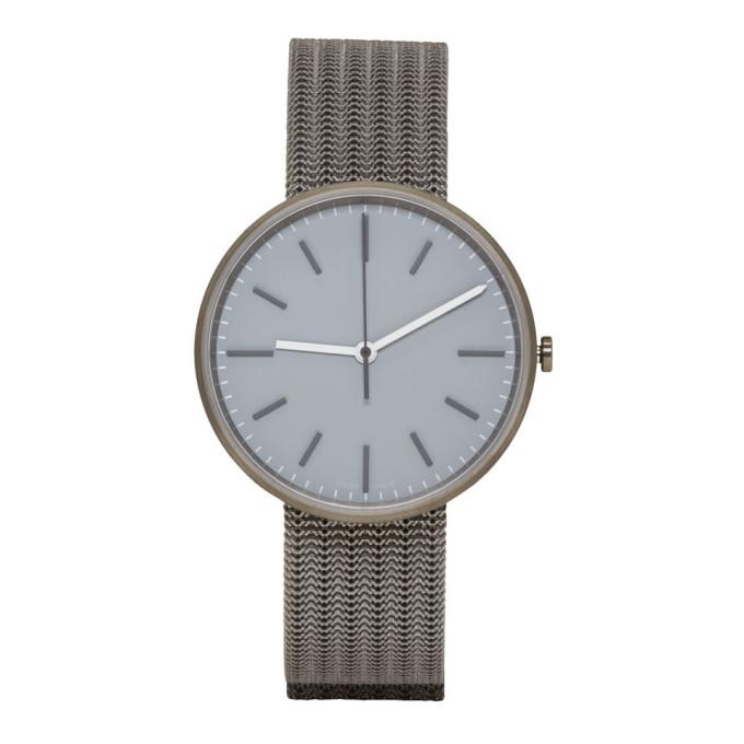 Image of Uniform Wares Grey Titanium M37 Watch