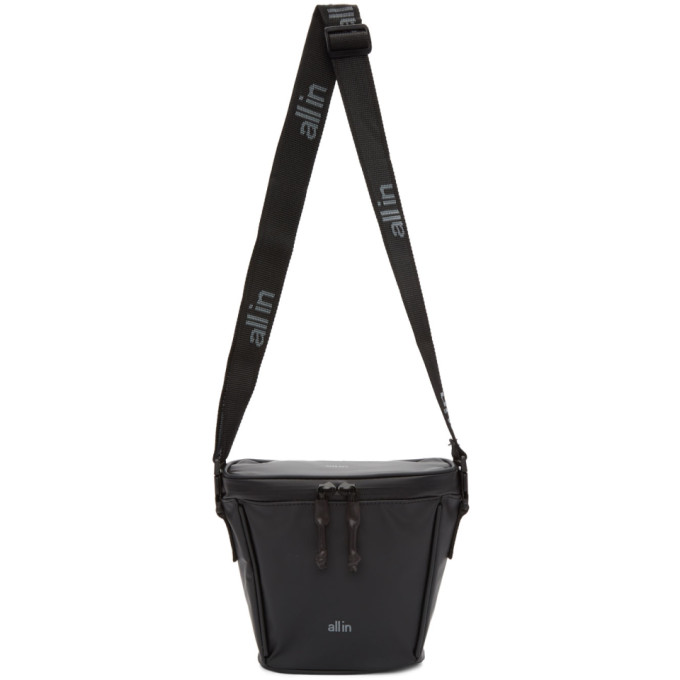 Image of all in Black Cash Belt Bag