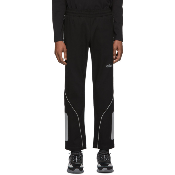 Image of all in Black Astro Winter Trousers