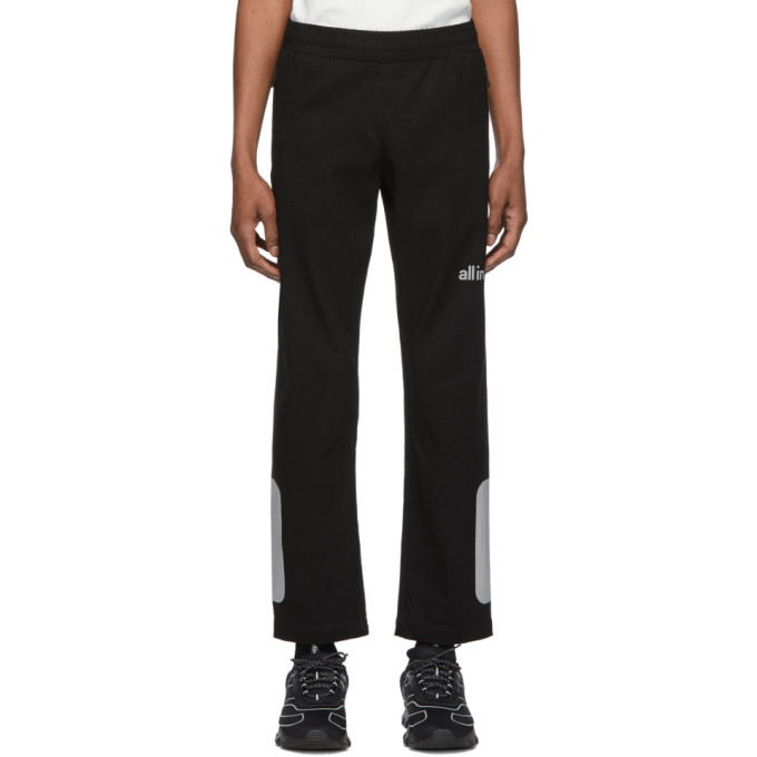 Image of all in Black Cold Gust Trousers