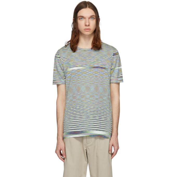 9096b15a0b58a Missoni Multicolor Striped T-Shirt