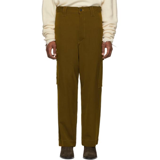 Enfants Riches Deprimes Pantalon cargo brun 98 Bully