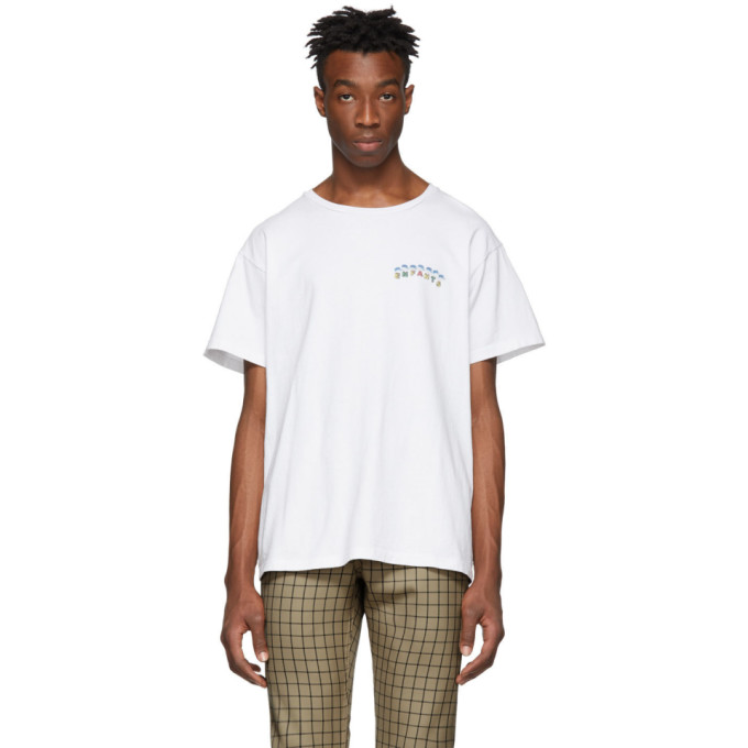 Enfants Riches Deprimes T-shirt blanc Madness