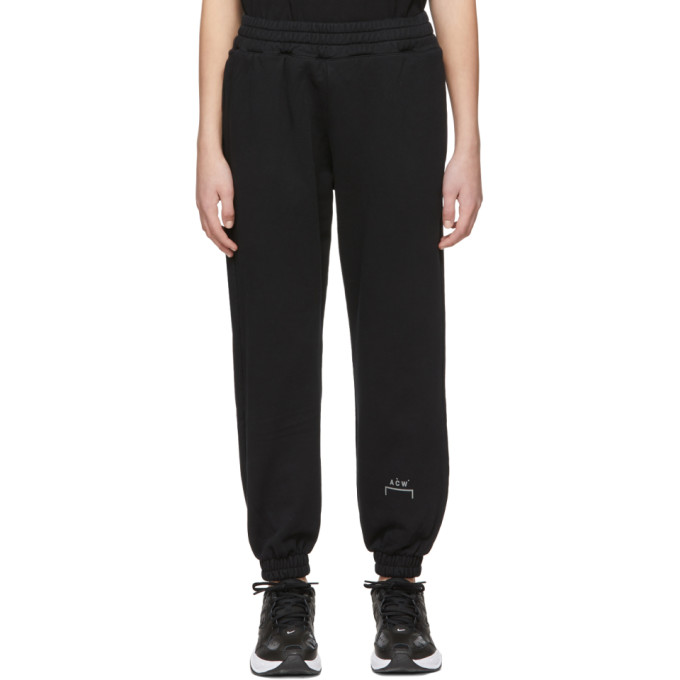 A-Cold-Wall* Black Tracksuit Lounge Pants thumbnail