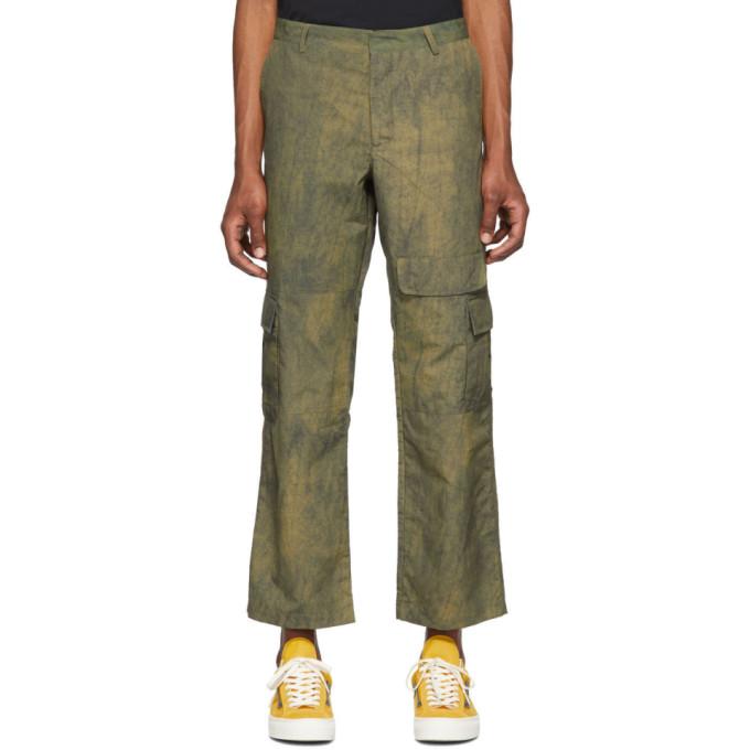 Rochambeau Pantalon cargo vert