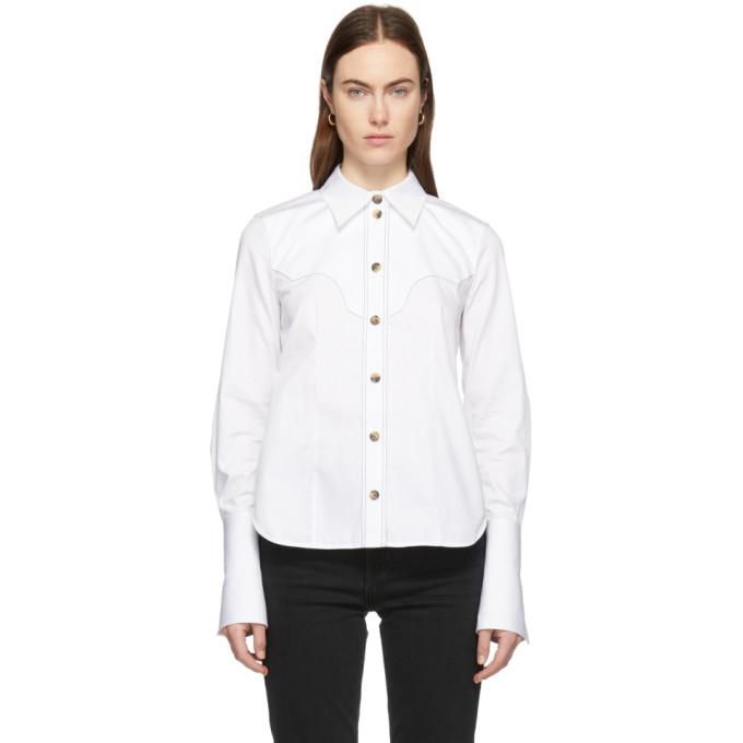 Khaite Chemise blanche Dena
