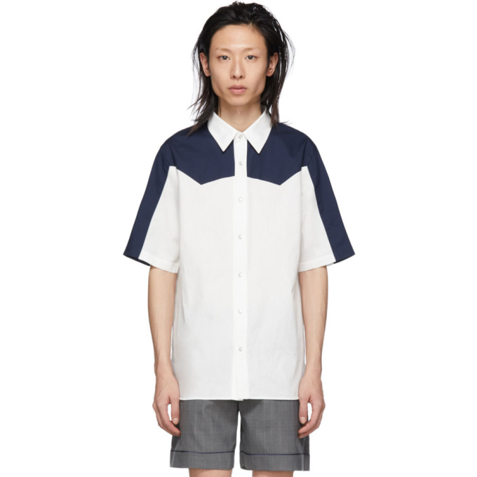 CHILDS Chemise blanche Drifter