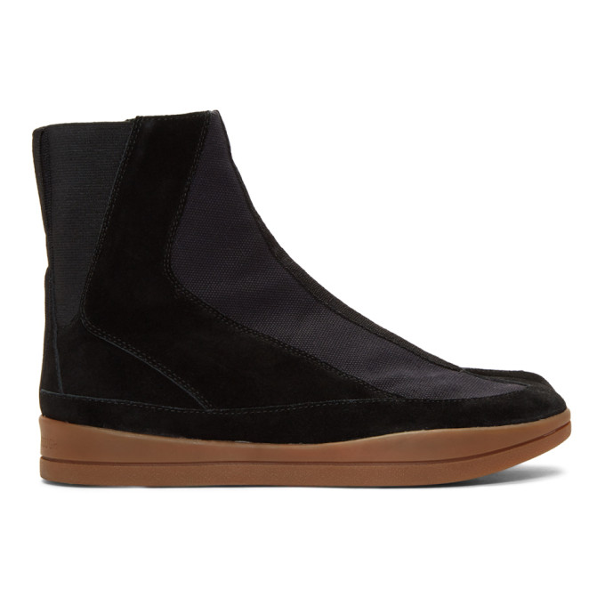 Abasi Rosborough Black Limited Edition Arc Apollo Tabi Boots