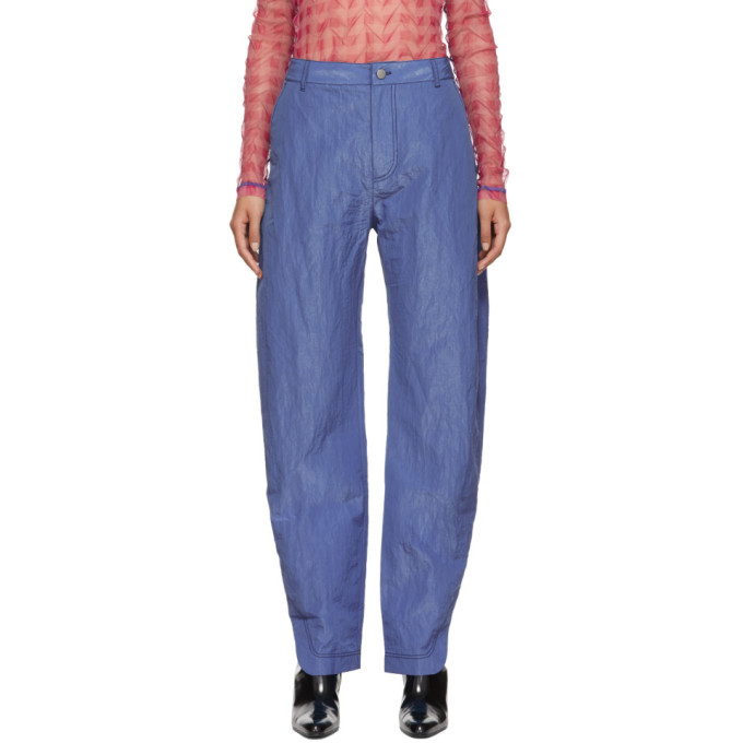 Ovelia Transtoto Pantalon bleu Betty