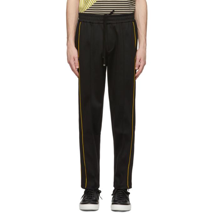 footwear innovative design amazing selection Joseph Black Jersey Track Pants 191936M19000104