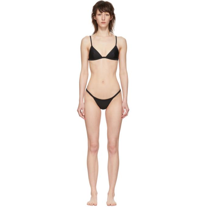 MATTEAU | Matteau Black Petite Bikini | Goxip